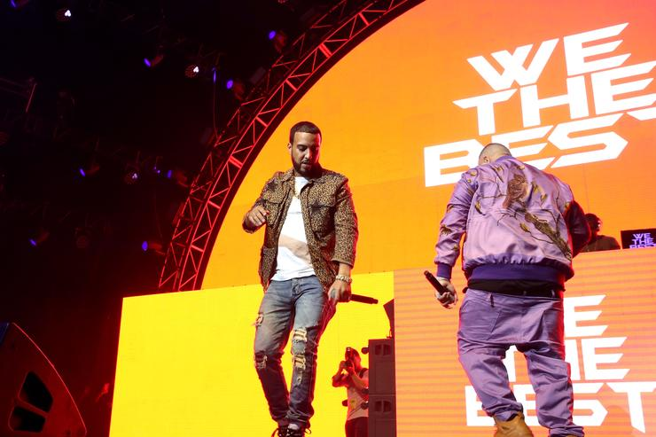 French Montana And The Weeknd Tour NYC In The