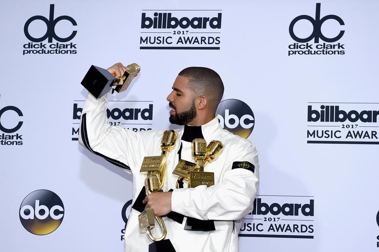 Trespasser Arrested at Drake's Home