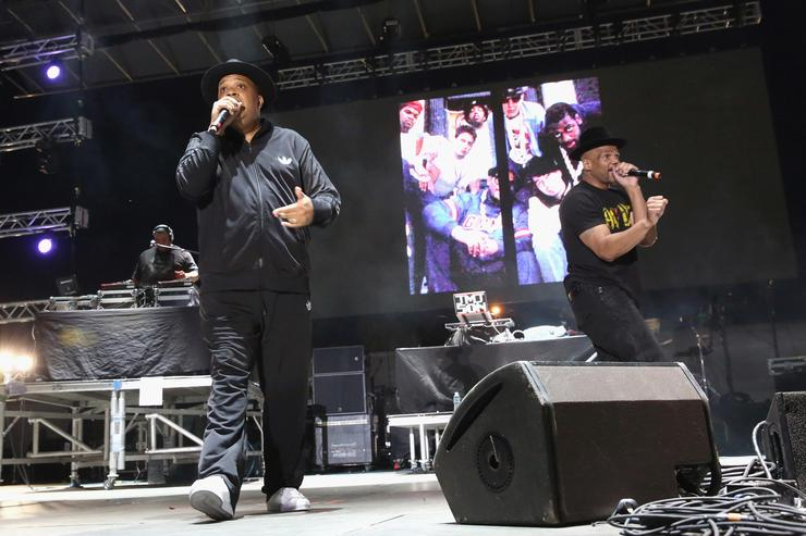 Run-DMC 10th Annual Jazz In The Gardens: Celebrating 10 Years Of Great Music - Day 2