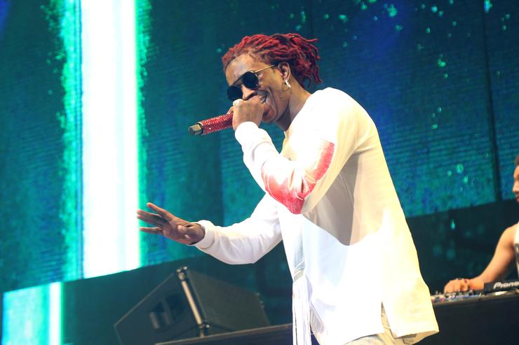 Young Thug 2017 BET Experience STAPLES Center - Concert Sponsored By Sprite - Night 3