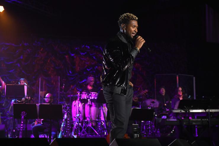 Usher Sued for $10 Million for Allegedly Exposing a Woman to Herpes