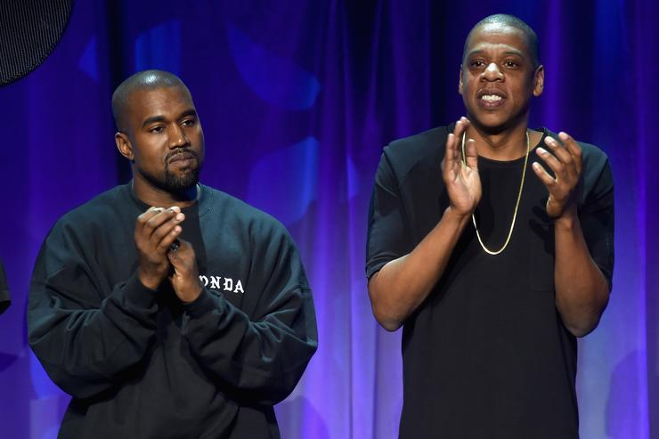 Jay-Z and Kanye West Bromance/Beef Is the Subject of New Documentary