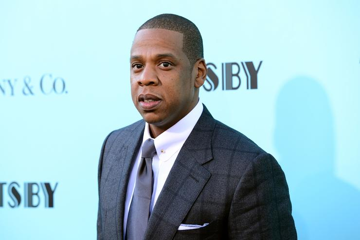 Jay-Z 'The Great Gatsby' World Premiere - Inside Arrivals