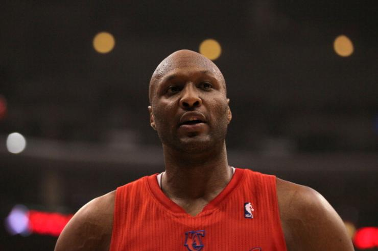 Lamar Odom Opens Up About Drug Addiction In Player's Tribune Letter