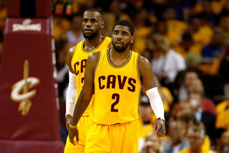 Scottie Pippen strongly supports Kyrie Irving's trade request