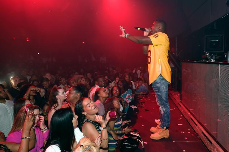 Puff Daddy Hosts Light Nightclub With Special Guest O.T. Genasis