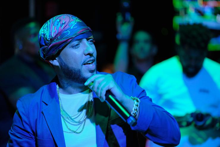 French MontanaSamsung's Made for Summer Series Celebrates French Montana's New 'Jungle Rules' Album During Live at 837