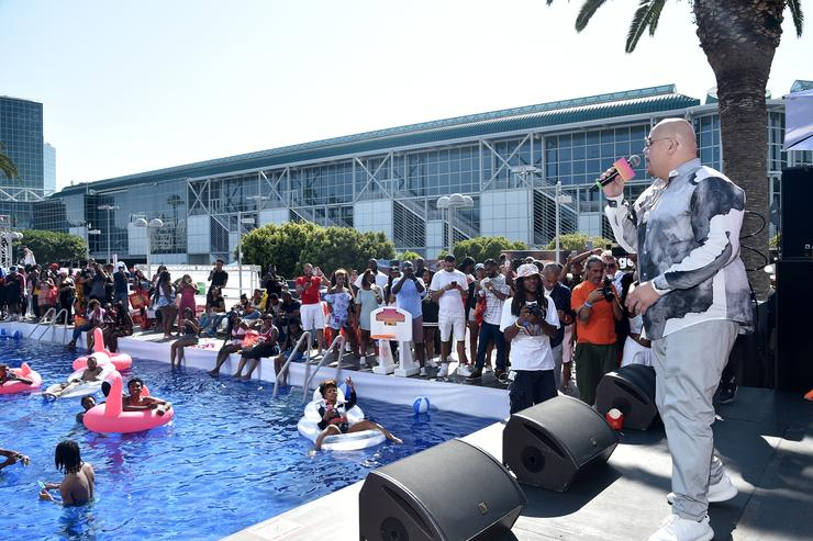 2017 BET Experience - Pool Groove Sponsored by McDonald's - Day 1