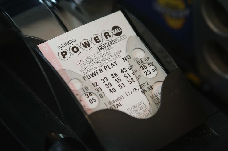 Lotto Fever In Maryland As Powerball Jackpot Swells To $700M