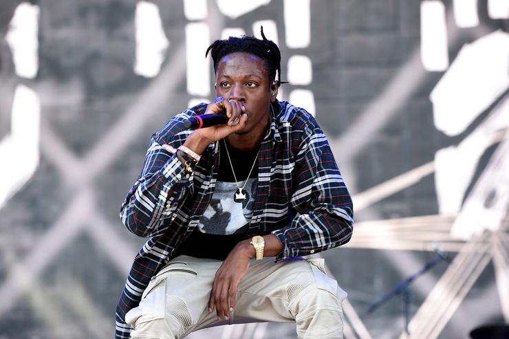 Joey Bada$$ Cancels 3 Shows After Staring Into The Eclipse