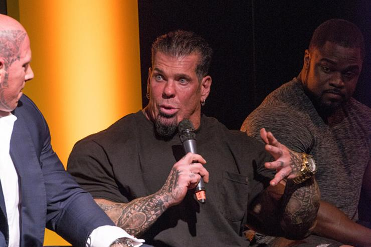 Rich Piana: US bodybuilding champion dies aged 46 after collapse